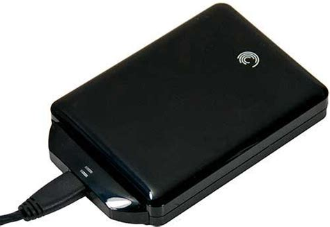 seagate goflex portable drive and hd tv media player review