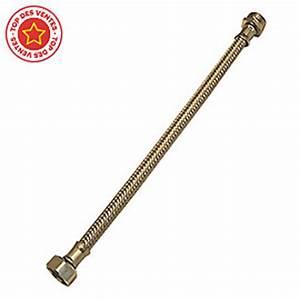 Flexible Alimentation Eau Grande Longueur : flexible m le femelle 12x17 longueur 30 cm castorama ~ Melissatoandfro.com Idées de Décoration