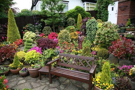 Englischer Garten Bilder by Garden Design Ideas