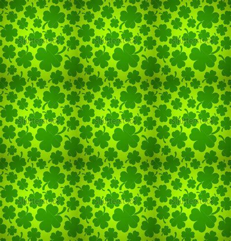 Clover Background Four Leaf Clover Background