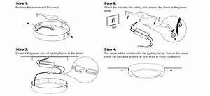 Ceiling Light Installation Guide