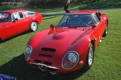 Alfa Romeo Tz2 by 1965 Alfa Romeo Giulia Tz2 Conceptcarz