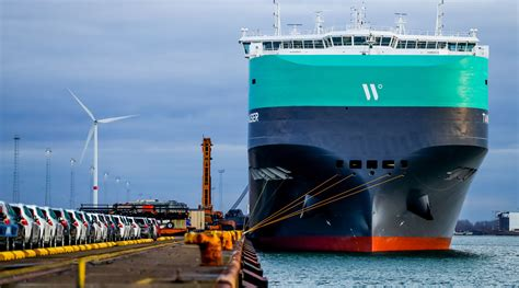 Wallenius Wilhelmsen จัดพิธีขนานนามเรือ 'MV Tannhauser' แบบออนไลน์เป็นครั้งแรก - Logistics Manager