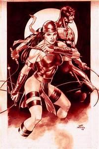 Daredevil & Elektra images DAREDEVIL&ELEKTRA♥ wallpaper ...