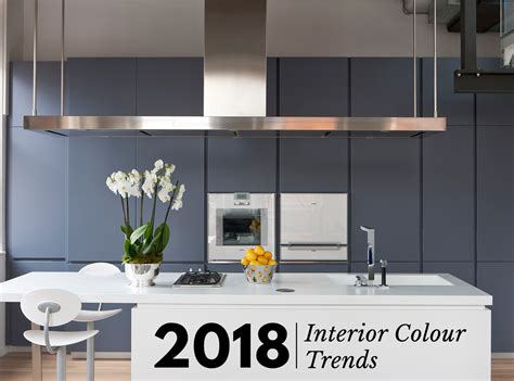 Home Interior Color Trends by 2018 Colour Trends For Every Room In The Home The Luxpad