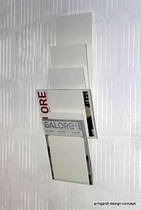 Zeitschriftenhalter Wand Weiß : best 25 zeitschriftenhalter wand ideas on pinterest ~ Michelbontemps.com Haus und Dekorationen