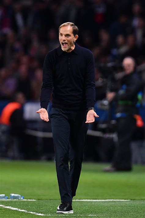 + body measurements & other facts. Thomas Tuchel Photos Photos - Zimbio