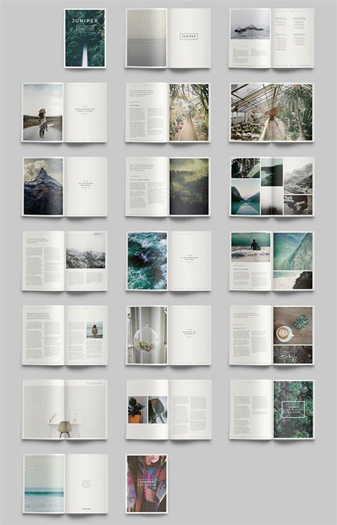 Pin by flora Duffy on Design | Magazine layout design ...