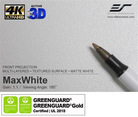 Amazon com: Elite Screens VMAX2 120 inch 16:9 Wall