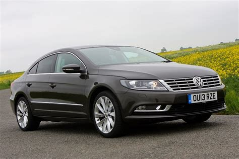 2016 Volkswagen Cc Review by Volkswagen Cc Saloon Review 2012 2016 Parkers