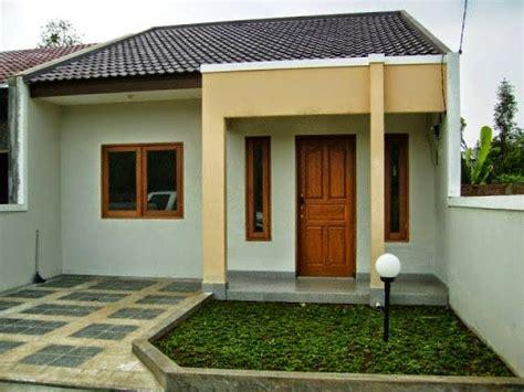 contoh gambar rumah minimalis  sederhana