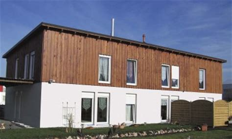 Moderne Pultdachhäuser by Fertigh 228 User Mit 35 Jahre Garantie Vom Fertighaus Fachmann
