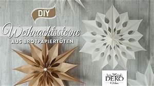 Weihnachtsstern Selber Basteln : diy gro e weihnachtssterne aus brotpapiert ten basteln ~ Lizthompson.info Haus und Dekorationen