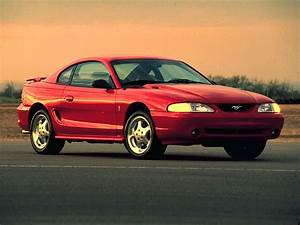 Ford Mustang Photo Gallery  1994 Cobra