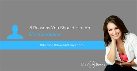 Seo Consultant - 8 reasons you should hire a professional seo consultant