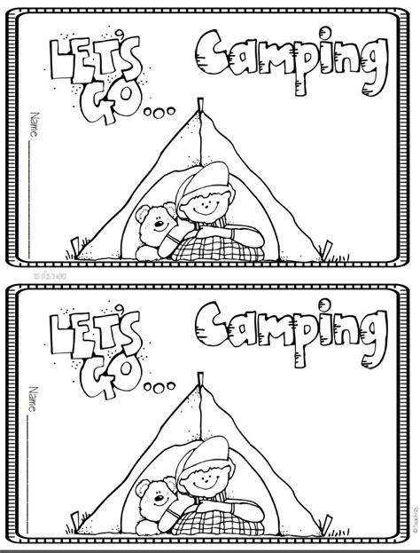 73 best camping coloring pages images on day 895 | 4e0e7390a169c9395d3aff168b5cd8d2 preschool back to school theme camping theme crafts for preschool