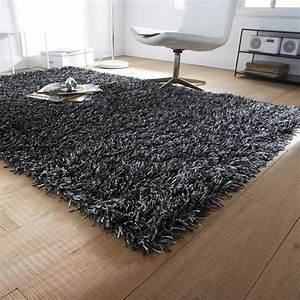 tapis shaggy pour une atmosphere douce et confortable With tapis shaggy design