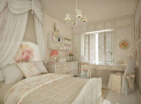 shabby chic bedroom furniture french style shabby chic bedroom furniture set for medium 17042 | French Style Shabby Chic Bedroom Furniture Set for Medium Bedroom Space