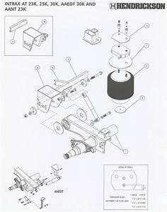 Hendrickson Suspension Schematic Guide