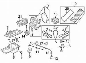 Chrysler Aspen Timing  Engine  Chain