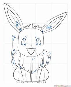 Image Gallery eevee drawings