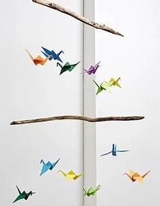 Mobile Basteln Origami : origami fr hlingsfantasien pinterest origami origami kranich und anleitungen ~ Orissabook.com Haus und Dekorationen