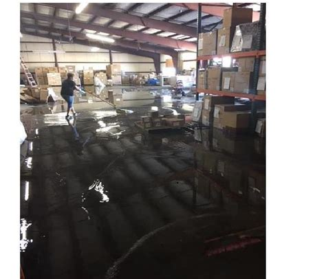 Warehouse In Hemet Ca hemet ca water damage restoration and water removal