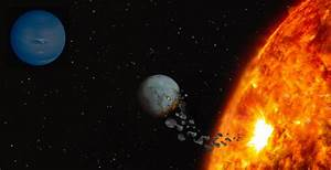 Gas Planets And Rocky Planets (page 2) - Pics about space