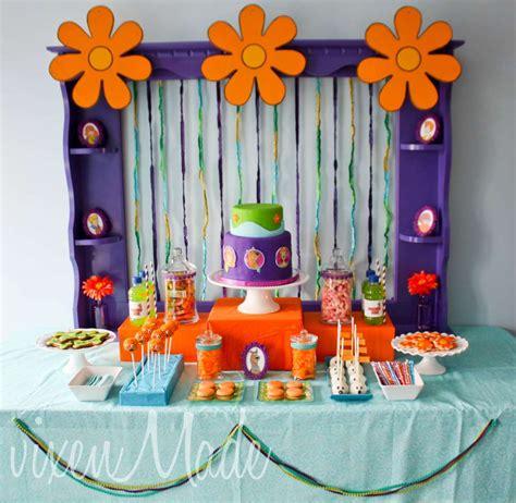 scooby doo birthday party ideas photo    catch