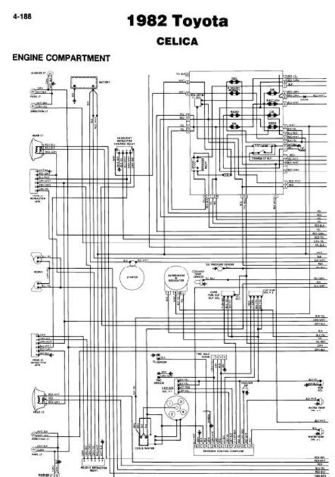 Toyota Celica Wiring Diagrams Online Guide Manuals
