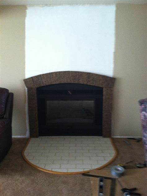 faux fireplace panels synthetic panel fireplace design creative faux panels 7184