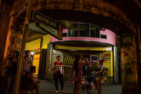 manila  night  photographic retrospective