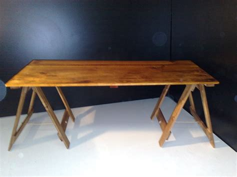 trestle table and chairs 1 8m old style trestle table folding tables and chairs