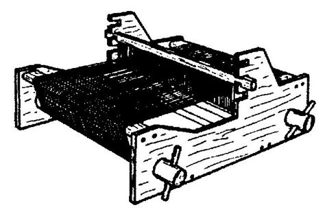 rigid heddle loom plans david bryant plans main page