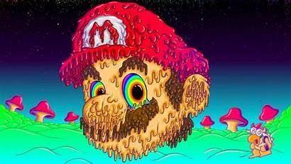 Trippy Wallpapers Mario