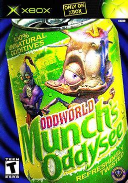 oddworld munchs oddysee wikipedia