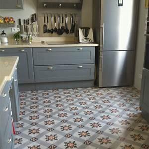 Cuisine Carreau De Ciment : carreau ciment stiles ~ Melissatoandfro.com Idées de Décoration