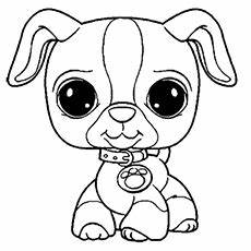 Baby Puppy Pictures To Color | www.pixshark.com - Images ...