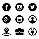 Icon Social Iconos Transparent Redes Sociales Icons