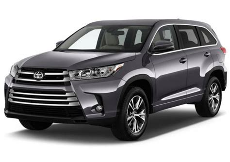 2018 Toyota Highlander Crossover Review, Specs, Trims, Hybrid