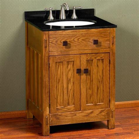 Mission Style Bathroom Vanity - 7 best craftsman style bathroom vanities images on