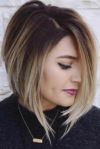 Coupe Cheveux Asymétrique : 1001 id es pour une coupe asym trique les coiffures de l 39 t 2017 ~ Melissatoandfro.com Idées de Décoration