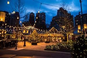 Scenes, Of, Christmas, In, New, York, City