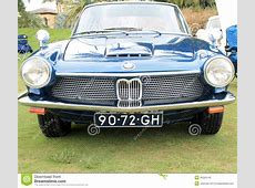 Vintage Bmw Sports Car Front Close Up Editorial Stock