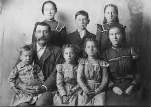 Martin Van Buren Family