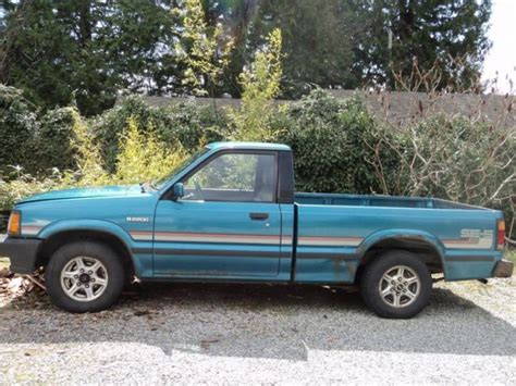 mazda trucks canada 1993 mazda b series pickups pickup truck for sale in