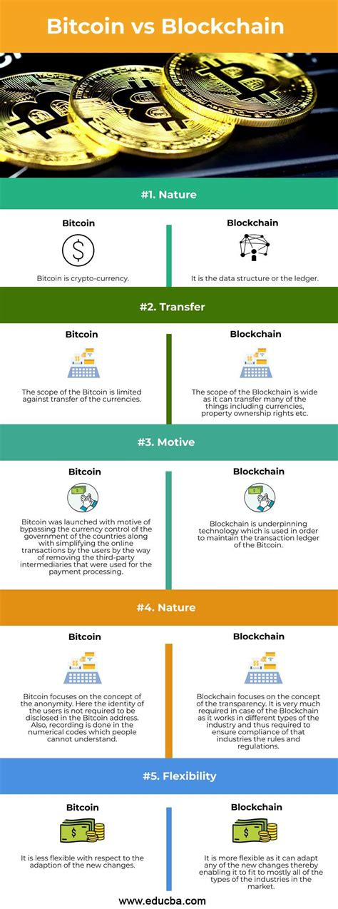 While bitcoin cash may attract users focused on earning some profit from trading as it is believed to be more volatile than litecoin. Bitcoin vs Blockchain   Top 5 Differences to Learn with Infographics