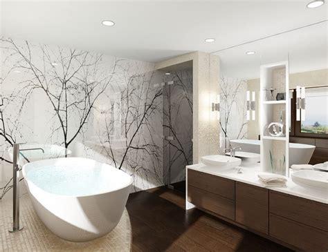 wandgestaltung im bad badezimmer ohne fliesen ideen für fliesenfreie wandgestaltung