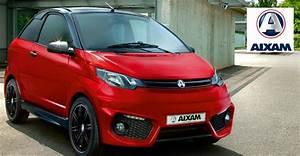 Voitures Sans Permis Prix : assurance auto aixam voiture sans permis assurance ~ Maxctalentgroup.com Avis de Voitures