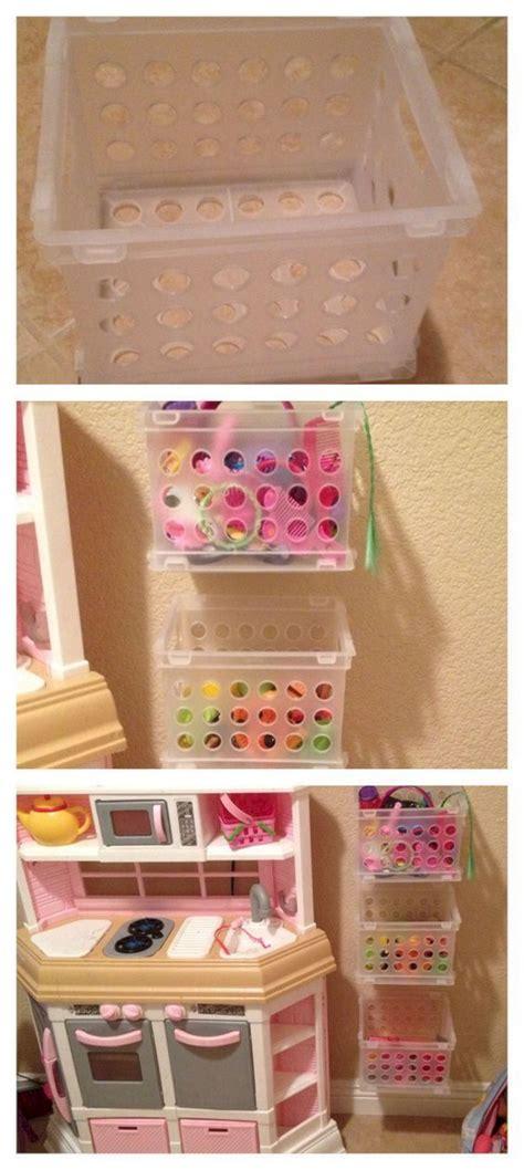 17 Brilliant Diy Kids Toy Storage Ideas Futurist